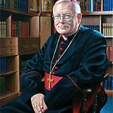 Bishop of Northampton Official Portrait by Simon Taylor